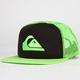 QUIKSILVER Keeper Mens Trucker Hat