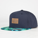 QUIKSILVER Puff Mens Snapback Hat