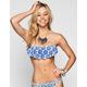 O'NEILL Serena Ruffle Bandeau Bikini Top