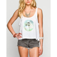 VOLCOM Liv A Little Womens Tank