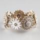 FULL TILT Daisy Flower Bracelet