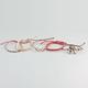 FULL TILT 5 Piece Elephant/Infinity Bracelets