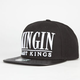 LAST KINGS Kingin Familia Mens Snapback Hat