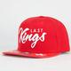 LAST KINGS Stars Mens Snapback Hat