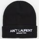 REASON Aint Laurent Beanie