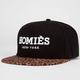 REASON Homies Leopard Mens Snapback Hat