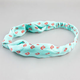 FULL TILT Chiffon Knot Anchor Headband