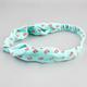FULL TILT Chiffon Knot Anchor Headband