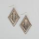 FULL TILT Aztec Diamond Earrings