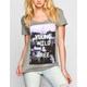 GLAMOUR KILLS Urban Adventure Womens Tee