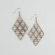FULL TILT Cut Out Diamond Earrings