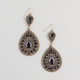 FULL TILT Teardrop Stones Earrings