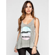 GLAMOUR KILLS Life's A Beach Womens Tank