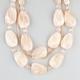FULL TILT Large Marble Stone Necklace