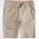MATIX MJ Gripper Mens Denim Cutoff Shorts