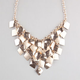 FULL TILT Tier Diamond Dust Statement Necklace