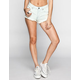 ROXY Smeaton Womens Highwaisted Denim Shorts