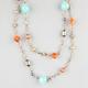 FULL TILT Bead Station Necklace