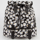 Daisy Print Backpack