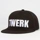 Twerk Womens Snapback Hat