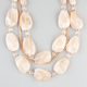 FULL TILT Double Row Stone Necklace