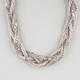 FULL TILT Braid Mesh Chain Necklace