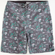 DC SHOES Mermaid Ave Mens Boardshorts