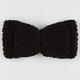 Bow Button Headwrap