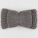 Bow Button Headwrap