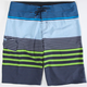 QUIKSILVER Mays Hayes Mens Boarshorts