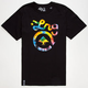 LRG Tie Dye One Mens T-Shirt