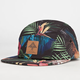 LRG Hawaiian Safari Mens 5 Panel Hat