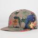 LRG Hawaiian Safari Mens 5 Panel Hat