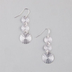FULL TILT Disc Drop Earrings