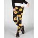 FULL TILT Sunflower Print Womens Leggings