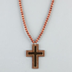 GOODWOOD NYC Royal Cross Necklace