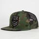 FOX Pierce Mens Trucker Hat