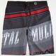 METAL MULISHA Step Up Mens Boardshorts