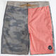 BILLABONG Garage Collection Spinner Interchange Mens Boardshorts