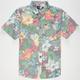 RIP CURL Roscoe Floral Boys Shirt