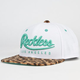 YOUNG & RECKLESS Big R Script Mens Snapback Hat