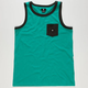 DC SHOES Contra Boys Tank
