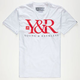 YOUNG & RECKLESS Core Logo Mens T-Shirt