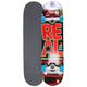 REAL SKATEBOARDS Games Never Over Medium Full Complete Skateboard