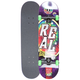 REAL SKATEBOARDS Tie Dye Large Full Complete Skateboards