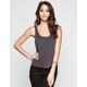 FULL TILT Essential Womens Muscle Tank