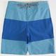 VOLCOM Heather Stripe Hybrid Boys Shorts