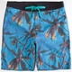 RVCA Palm Town Mens Boardshorts