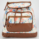 T-SHIRT & JEANS Floral Backpack
