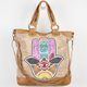 T-SHIRT & JEANS Hamsa Hand Tote Bag